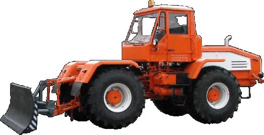 ХТА 208.1Р с поворотным бульдозерным отвалом